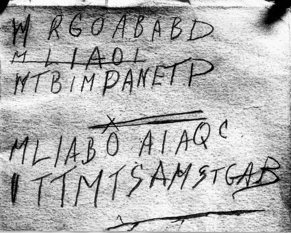 tamam-shud-note-code