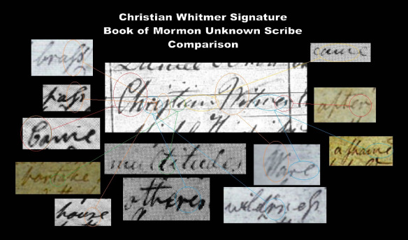 christian-whitmer-handwriting-comparison